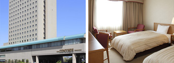 ホテルコンコルド浜松写真